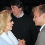 sylvie vartan jeremie renier 150x150 Dancing with Cloclo at the Opening Night of the 2012 COLCOA