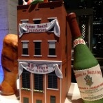 The 25th anniversary cake by Duff Goldman of Ace of Cakes