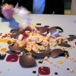dark chocolate 150x150 Alinea: Dinner Extraordinaire!