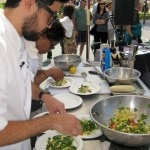 john carlos kuramoto at work 150x150 Chef Challenge in Santa Monica, CA