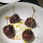 lamb meatballs 150x150 When Mark Gold Reinvents Himself at Sadie