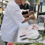 neysha arrington at work 150x150 Chef Challenge in Santa Monica, CA