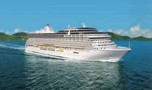 Oceania Cruises' Riviera