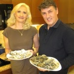 sophie gayot christophe happillon 150x150 An Oyster Lesson with Christophe Happillon