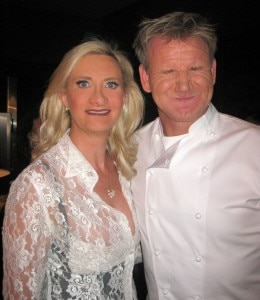 sophie gayot gordon ramsay 260x300 Gordon Ramsay Steak Opens in Las Vegas