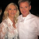sophie gayot gordon ramsay smile 150x150 Gordon Ramsay Steak Opens in Las Vegas