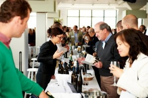 tasting tables 300x199 Sampling German Rieslings