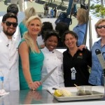 "The ""Chef Challenge"" judges"