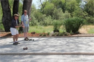 wine bocce 300x200 Wine and bocce