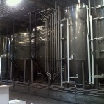 ballast point fermenting tanks 150x150 San Diego Brewery Tours