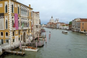 grand canal 300x200 La Serenissima   Docking in Venice