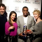 Sean John Combs with Jeff Hoyt and others