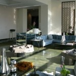 The lobby at The St. Regis Mexico City
