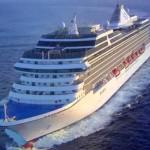 oceania cruises riviera 150x150 La Serenissima   Docking in Venice