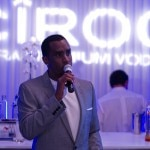 p diddy 150x150 Ciroc Vodka with Sean Combs