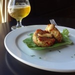 beer crab cakes 150x150 Magic Before My Eyes and In My Mouth