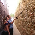 Bubble Gum Alley in San Luis