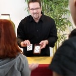 Magician Anthony Asimov