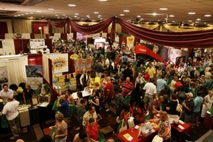 Grand Market at the Atlantic City Food and Wine Festival
