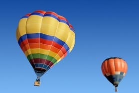 hot air balloon Paso Robles Inn Hot Air Balloon and Wine Tour Package   Travel Special