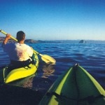 Kayaking on the Central Coast