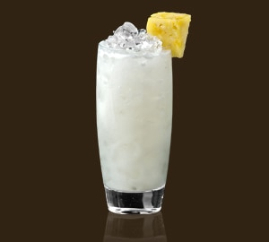 Lo-Cal Colada cocktail