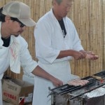 mako tanaka 150x150 Barbecue on the Beach for Charity
