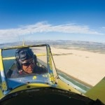 Flying over Pismo Beach