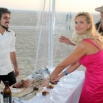 sophie gayot mark gold 150x150 Barbecue on the Beach for Charity