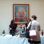 Wine tasting stations