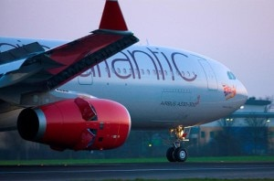 virgin atlantic a330 300x198 Virgin Atlantic to Allow Sky High Mobile Phone Calls   Travel News