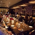 Numanthia wine dinner at STK restaurant