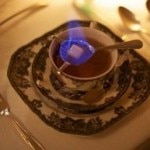 flaming tea 150x150 Teatime at The Tea Room