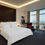 guest room 150x150 Le Meridien Partners with illycaffe for Co curated Art Collection Cup   Travel News