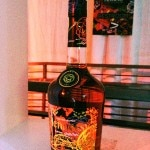 Hennessy VS Limited Edition bottle designed by Futura