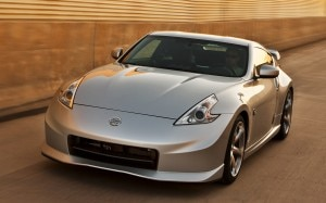 The 2013 Nissan NISMO 370Z in action
