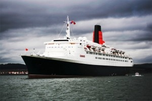 The Queen Elizabeth 2