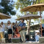 The Dustbowl Revival performing