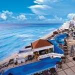 THE ROYAL Cancun exterior