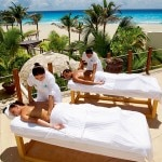 Massages at THE ROYAL Cancun spa