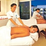 Massages at the spa at THE ROYAL Playa del Carmen