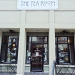The Tea Room in Savannah, Georgia