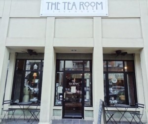 the tea room 300x252 The Tea Room in Savannah, Georgia