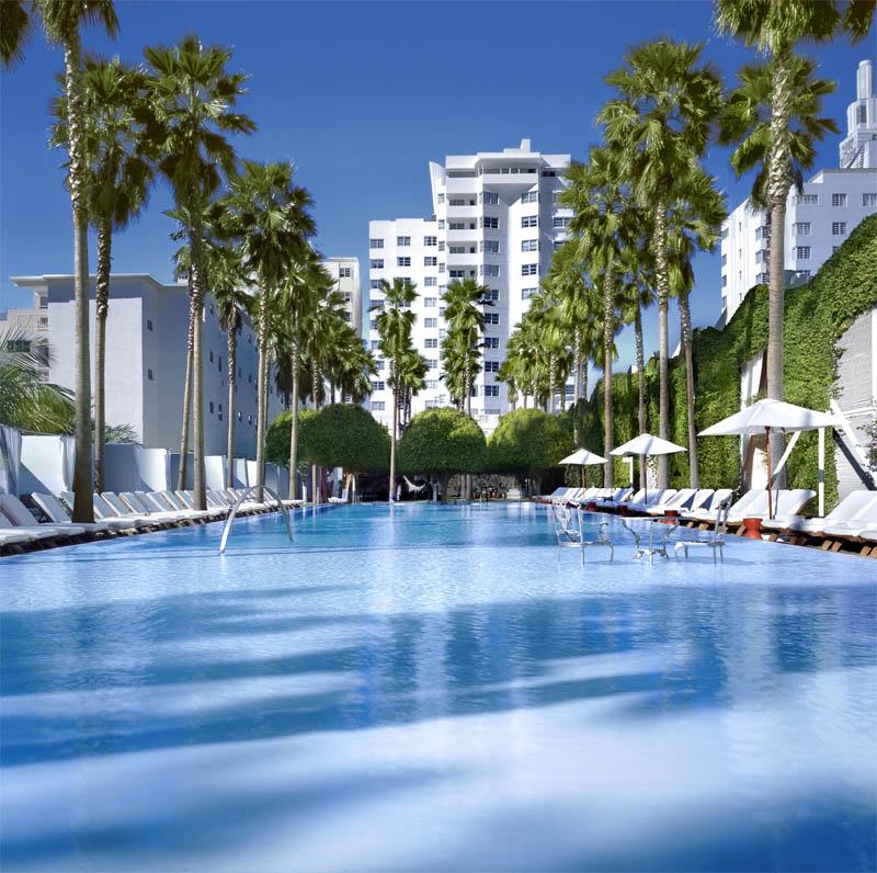 Delano Hotel Miami Florida