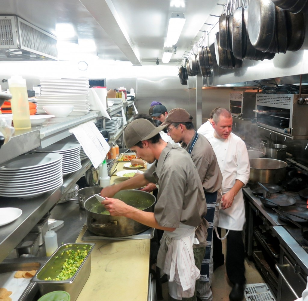 The Strand House Restaurant Kitchen Gayot 39 S Blog