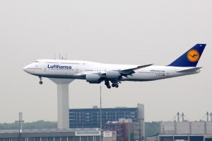 Lufthansa's Boeing 747-8 Intercontinental
