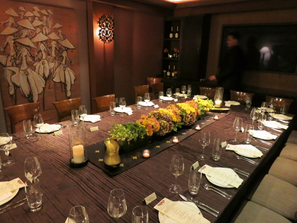 private room crustacean restaurant beverly hills gayot 39 s