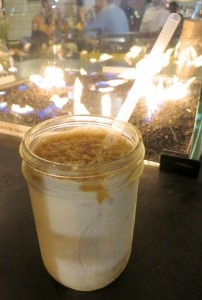 vanilla base salted caramel snickerdoodle shake 202x300 Vanilla base salted caramel Snickerdoodle shake