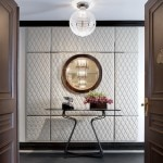 The entryway of the Bentley Suite at the St. Regis New York
