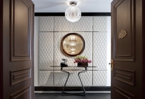 The Bentley Suite at The St. Regis New York entryway 300x205 St. Regis New York Introduces Bentley Suite   Travel News